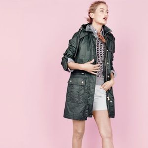 JCrew Long Field jacket